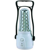 Lampião Bright 36 Leds Camping Recarregável Bivolt Echolife -