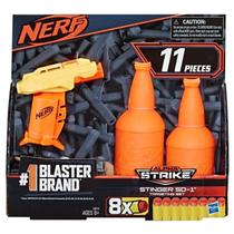 Lança-Dardo Nerf Alpha Striker - Hasbro E8310 -