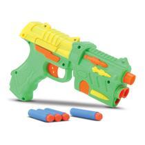 Lança dardos de brinquedo atirador - Samba Toys