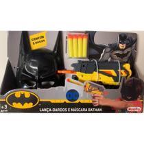 Lança-Dardos e Máscara Batman 9515 - Rosita -
