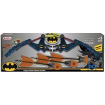 Lancador Batman Laca Dardos Grande Baby Brink Unidade -
