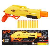 Lançador Dardo Nerf Alpha Strike Tiger DB2 Arminha Brinquedo - Hasbro