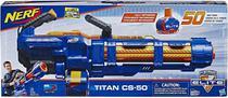 Lançador Dardos Nerf Elite Titan Hasbro -