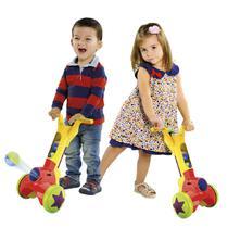 Lançador de Bolinhas Infantil - Boom Ball - Dismat -