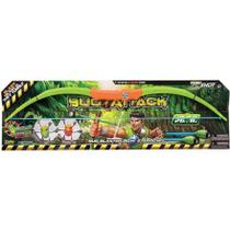 Lançador de Dardos Bug Attack Bow  Arrow 5509 Candide