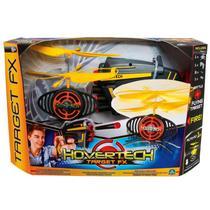 Lançador de Dardos com Alvo Drone - Hover Tech - Target FX - Intek - Fun