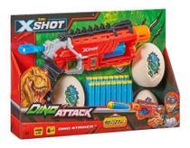 Lançador De Dardos Dino Attack Striker Com Alvo Candide 5552 -
