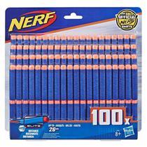 Lançador de Dardos - Nerf Elite - 100 Dardos com Refil - Hasbro -