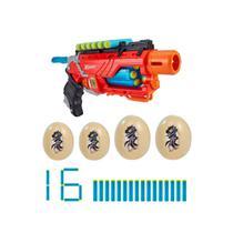 Lançador de Dardos - X-Shot Dino Attack - Dino Striker - Candide -