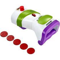 Lançador de Discos com Som e Luzes Toy Story 4 - Mattel GDP85 -