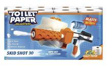 Lançador de papel toilet paper blaster 1 - Candide