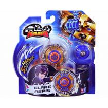 Lançador e Pião de Batalha Infinity Nado Standard - Glare Aspis - Candide -