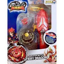 Lançador INFINITY Nado NON-STOP Battle Fiery Dragon Candide 3911 -