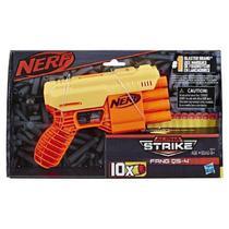 Lançador Nerf Alpha Strike Fang Qs-4 10 Dardos Hasbro E7570 -