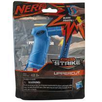 Lançador NERF ALPHA Strike Uppercut AZUL Hasbro E9438 14955 -