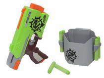 Lançador Nerf com Acessórios Hasbro Zombie Strike - Sidestrike