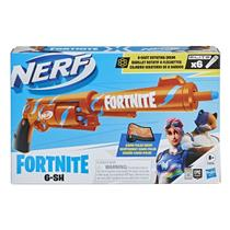 Lançador Nerf Fortinite SIX SHOOTER - F2684 - Hasbro
