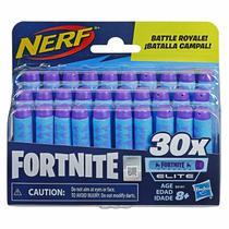 Lançador Nerf Fortnite Pack Refil com 30 Dardos Hasbro E6161 -