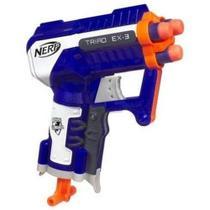 Lançador Nerf N Strike Elite Triad - Hasbro -