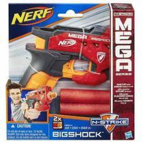 Lançador Nerf N Strike Mega Big Shot A9314 - Hasbro -