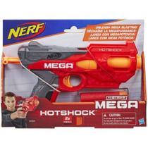 Lançador Nerf N-strike Mega Hotshock B4969 - Hasbro -