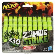 Lançador - Nerf - Refil Dardos - Zombie Strike - 30 Dardos - Hasbro -