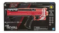 Lançador Nerf Rival Helios Xviii 700 Vermelha E3108 Vermelho - Mga