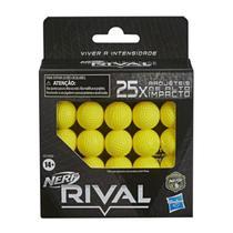 Lançador - Nerf Rival Refil 25 Dardos - Hasbro B1589 -