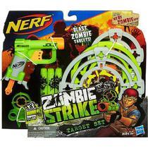 Lançador Nerf Zombie Strike C/ Alvos - Hasbro -