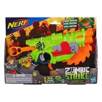 Lançador Nerf Zombie Strike Crosscut Hasbro -