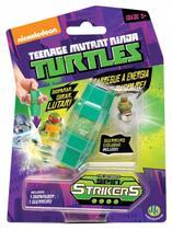 Lançador Spin Strikers Tartarugas Ninja - Dtc 3493 -
