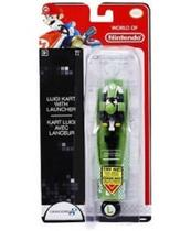 Lançador Super Mario Kart 8 - Luigi - DTC -