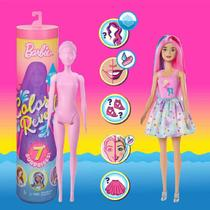 Lançamento Boneca Barbie Color Reveal - Original Mattel -