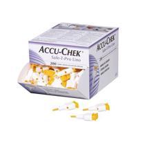 Lancetas Accu-Chek Safe-T-Pro C/200 Roche -