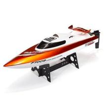 Lancha High Speed Racing Boat 4ch 2.4ghz Rc Ft009 Laranja - Fei lun