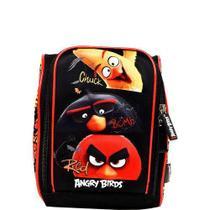 f43b848c5 Lancheira 3D Angry Birds Preta ABL801801 Santino