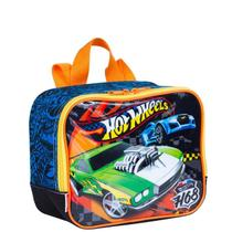 Lancheira Infantil Hot Wheels 18M - Sestini