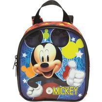 Lancheira Infantil Térmica Hey Mickey Ref 8964 - Xeryus -