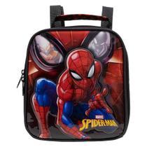 Lancheira Infantil Xeryus Spider Man Masculina -