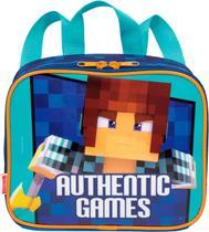 Lancheira Pequena Authentic Games 19M - Sestini