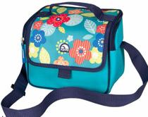 Lancheira Térmica Igloo Floral Azul -
