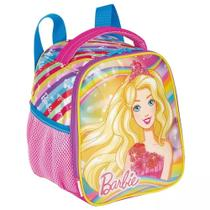 Lancheira Térmica Infantil Barbie Princesa 19x Potes Sestini -
