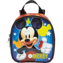 Lancheira Termica Infantil Mickey Hey Mickey 8964 Xeryus -