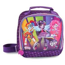 Lancheira Termica Infantil My Little Pony Equestria 19816 - Dmw