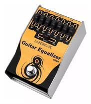Landscape - Pedal Equalizador Para Guitarra GEQ1 -