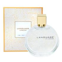 Language eau de parfum 100ml Lonkoom Perfume Feminino -