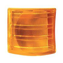 Lanterna amarela de seta dianteira para mercedes-benz 709 ld - PRADOLUX