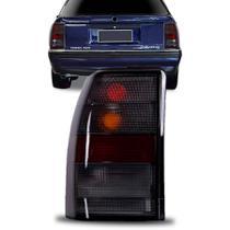 Lanterna Chevrolet Omega 1993 A 1998 Fumê - Sp acessórios