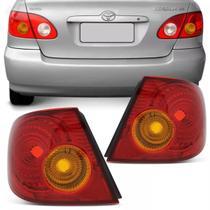 Lanterna Corolla 2003 2004 2005 2006 2007 Canto Pisca Amarelo - Direito - Cbc