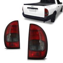 Lanterna Corsa Pick-Up 94 95 96 97 98 99 4 Portas Fumê - Cofran